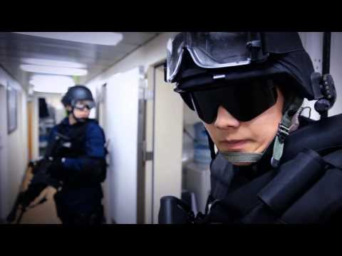 K.S.T.C 2013 (Korea.Swat.Team.Community) S.W.A.T Costumes