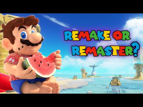 What Watermelon Mario May Mean For The 35th Anniversary Remasters Rumor Or Even Odyssey 2 |