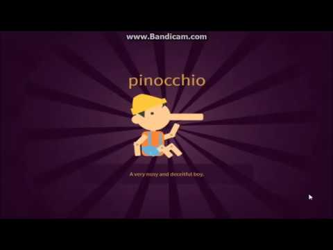 LITTLE ALCHEMY 2- how to make Pinocchio - YouTube