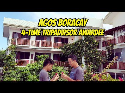 Your Pinoy tour guide at Agos Boracay -- 3-time TripAdvisor Travelers' Choice Winner