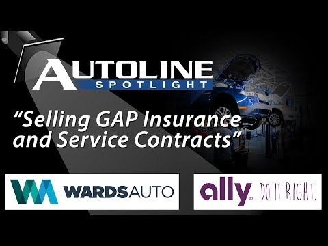 Selling GAP Insurance And Service Contracts - Autoline Spotlight Episode 1