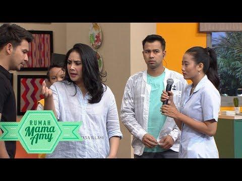 Nagita Slavina Marah Saat Belain Raffi Ahmad  - Rumah Mama Amy (21/11)