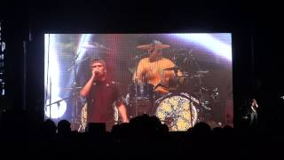 The Stone Roses @ Coachella first weekend - 12.04.2013