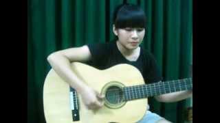 Về Đi Em - Guitar by Jenny