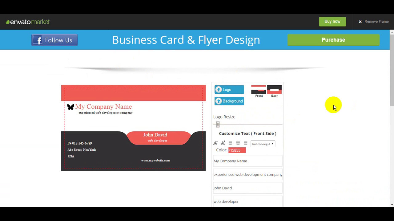Woocommerce business card flyer design by wpproducts youtube woocommerce business card flyer design by wpproducts reheart Image collections