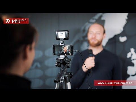 Manuels Mind: Trainer Manuel Koch erklärt Dreh und Schnitt mit dem iPhone