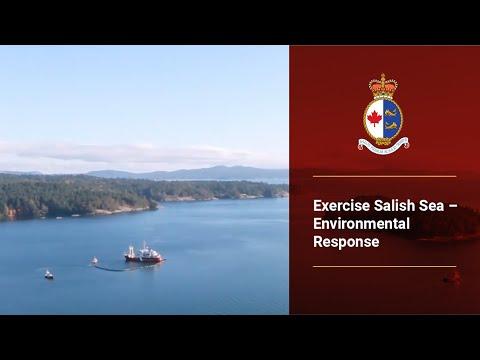 Exercise Salish Sea – Environmental Response