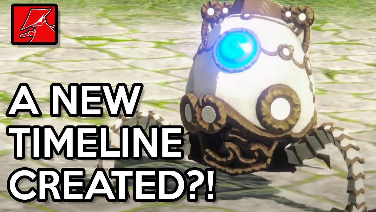 Hyrule Warriors Age Of Calamity Birth Of A New Timeline Youtube