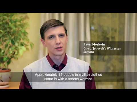 HD  Russia: Fake Tests to Charge Jehovah's Witnesses of Extremism