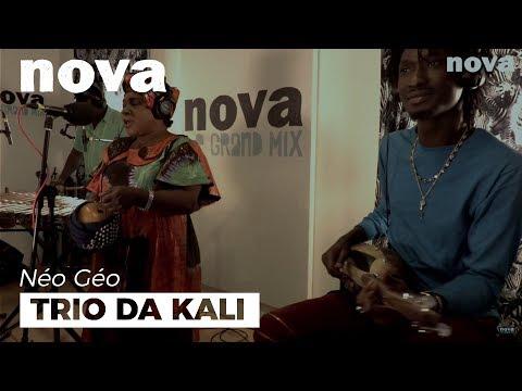 Trio Da Kali dans le Salon de Musique de Néo Géo - Nova