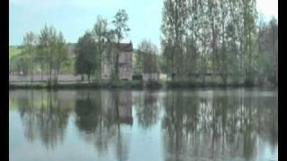 2011 - Camping Les  Ceriselles in Vincelles in Frankrijk