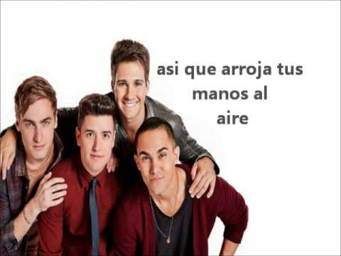 Big Time Rush - Like Nobody's Around (Traducida al Español)