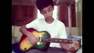 Viva video your love (guitar)