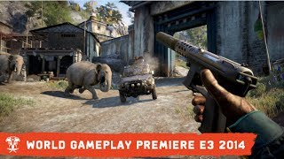 Far Cry 4 World Gameplay Premiere - Walkthrough E3 2014