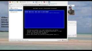 Linux, Installation d'un environnement debian simple pour Open ERP partie 1