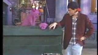 Steven Schub Visits Sesame Street.
