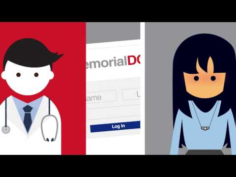 See A Doctor Online Now With MemorialDOCNow
