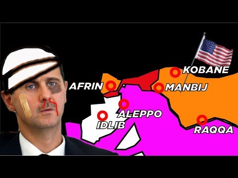 Afrin | Washington, DC Has Won The War In Syria | Syria 15