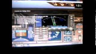 Tupolev 204-120 da Aeroflot da Russia de prefíxo-RA64007 no Flight Simulator 2004