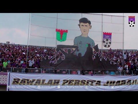 Laskar Benteng Viola : BAWALAH PERSITA JUARA (15/10/18)