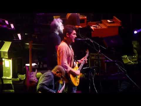 "Dead and Company 11-16-17 ""Truckin"" Philadelphia, Wells Fargo (John Mayer) (Bob Weir)"
