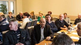 Debata dotycząca bezpieczeństwa w Starym Lubotyniu