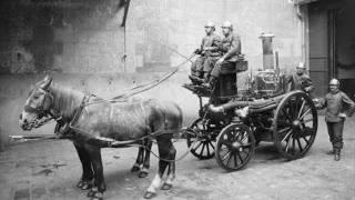 Georges Milton - Avec les pompiers