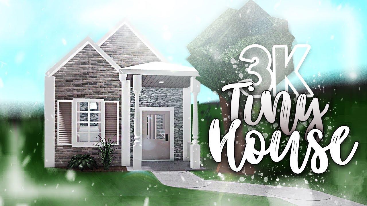 Roblox Bloxburg 3k Tiny House No Gamepasses House