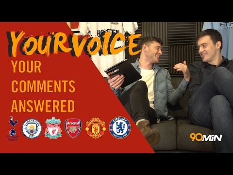 Man City batter West Ham 0-4, are they back in title race? Arsenal to beat Chelsea!? 90min YourVoice