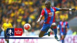 Pitchside view - Crystal Palace 2-1 Watford - Emirates FA Cup 2015/16 (Semi-Final) | Snapshots