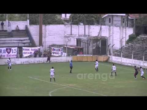 San Antonio 2 vs Camioneros Argentinos del Norte 5 Goles