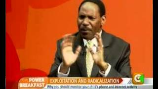KFCB CEO Ezekiel Mutua interview on citizen TV- part 1