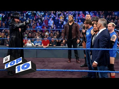 Top 10 SmackDown LIVE moments: WWE Top 10, Nov. 15, 2016