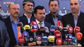 منع رئيس برلمان إقليم كردستان من دخول أربيل