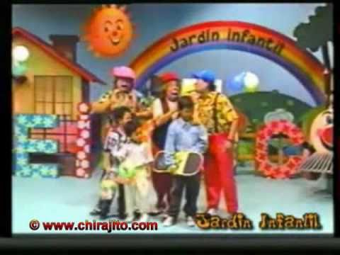 Jardin infantil youtube for Azulillo jardin infantil