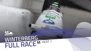 Winterberg | BMW IBSF World Cup 2020/2021 - 2-Man Bobsleigh Heat 1 | IBSF Official