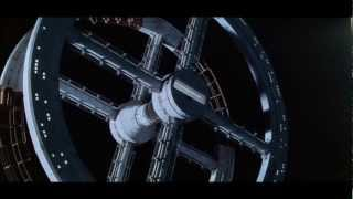2001 A SPACE ODYSSEY - From Earth to the Moon - Blue Danube