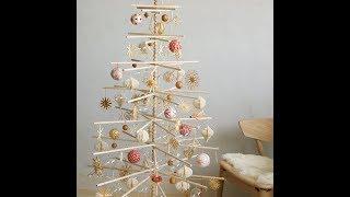 Handmade Magic Christmas Tree - Martha Stewart