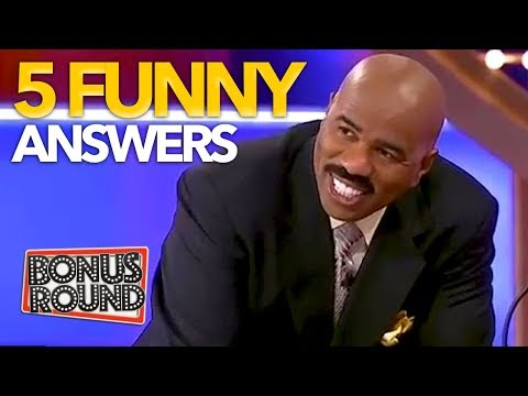 5 FUNNIEST ANSWERS
