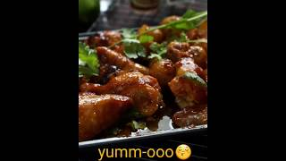 Resep Spicy and honey wings (sayap pedas dan madu)