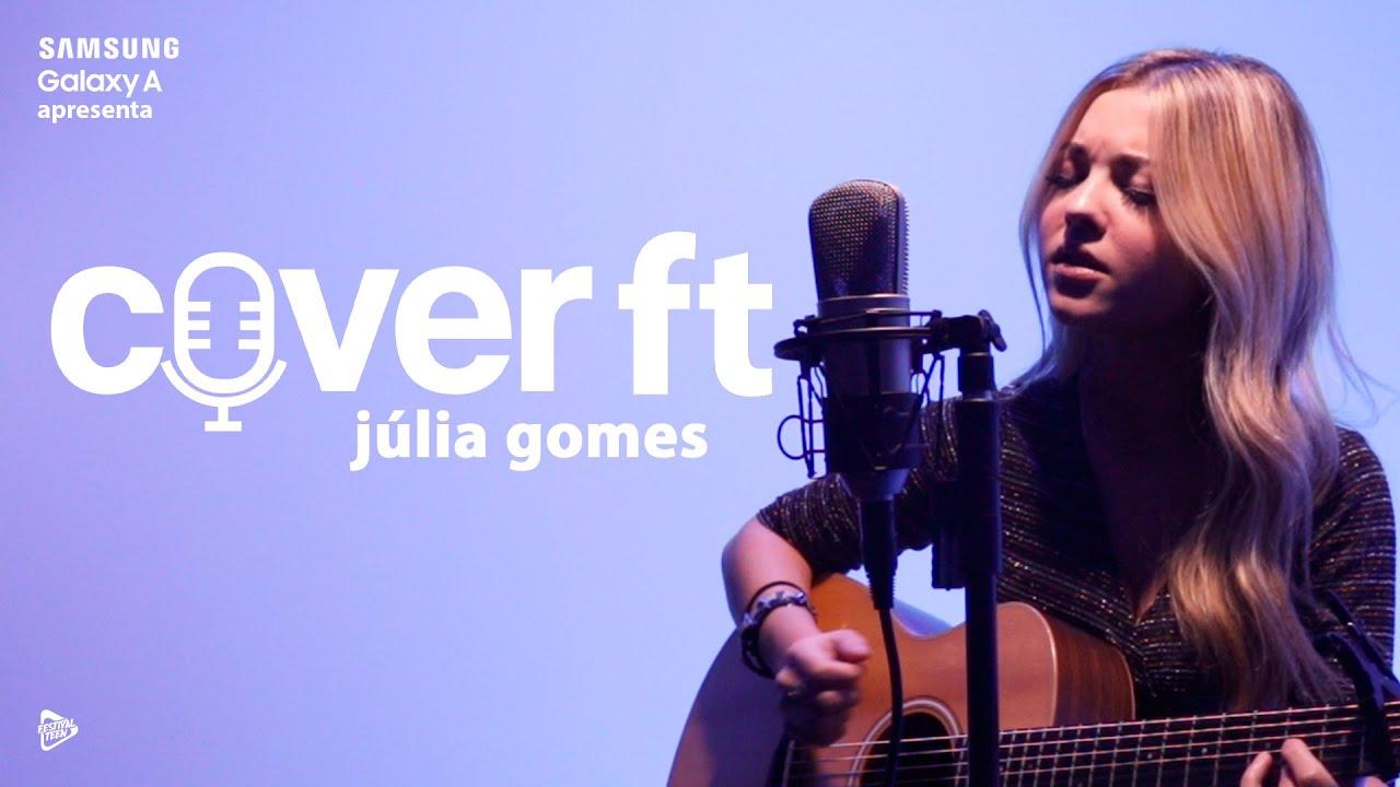 COVER FT: JÚLIA GOMES canta GRAVETO de MARÍLIA MENDONÇA