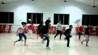 MOONWALKER Dance Academy (Aadat Se Majboor) Rehearsal