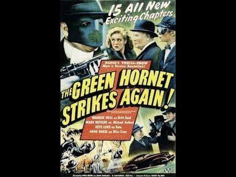 The Green Hornet Strikes Again: Chapter3-The Avenging Heavens