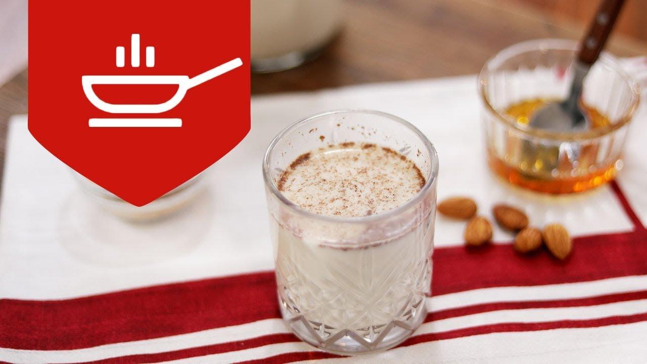 Evde Badem Sütü Nasıl Yapılır? | Yemek Tarifleri