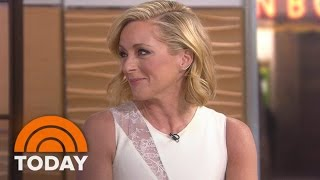 Jane Krakowski: 'I Can't Walk' After Performing 'She Loves Me' On Broadway   TODAY