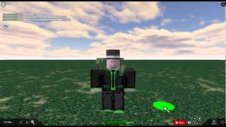 ROBLOX - White Banded Top Hat