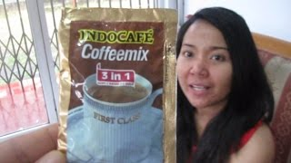 Miss Mary Culinary (English Language) Food Review 63 IndoCafe Coffeemix 3 in 1 3207 3364