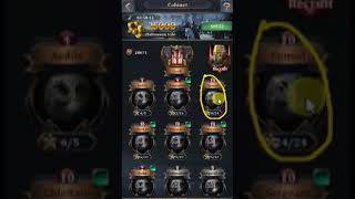 Age of kings / Clash of kings fast castle upgrading without spending money hacks screenshot 3