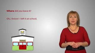Английский 5 класс  Специальные вопросы