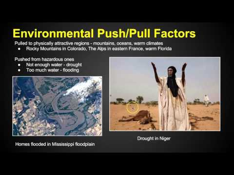 Chapter 3 Key Issue 3 Migration AP Human Geography YouTube